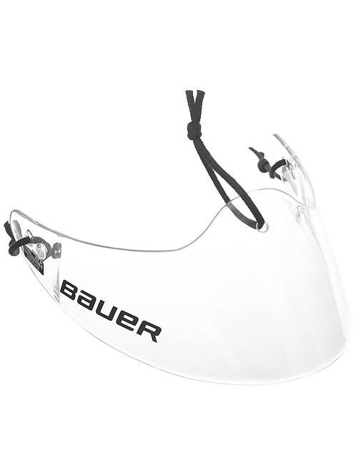 Hockey Bauer Goalie Lexan protector garganta