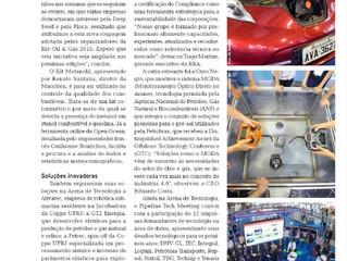 OilFinder in Rio Oil & Gas technology arena