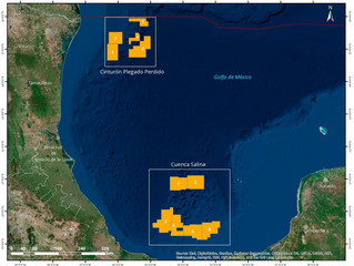 Mexican government announces Deep Water bid round