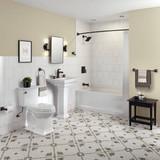 Town Square S 2-Piece 1.28 GPF Single Flush Elongated Toilet