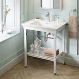 Sink with Shelf