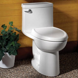 Compact Cadet 3-FloWise Tall Height 1-Piece 1.28 GPF Single Flush Elongated Toilet