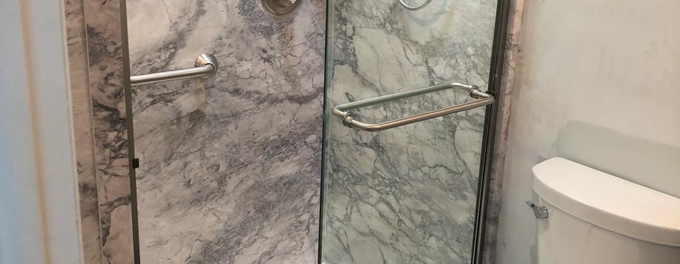 Sentrel Everest with Brushed Nickel