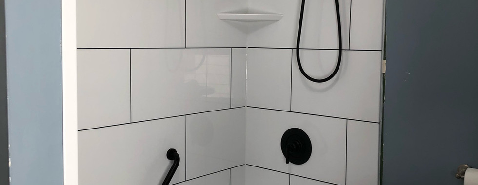Tub to tub conversion. Home from 1800's