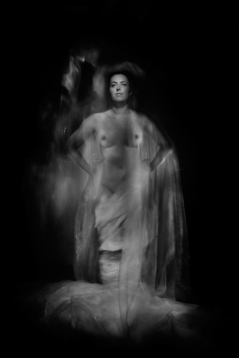 SHANE MILLER FINE ART 'GHOAST'