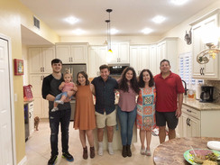 Thanksgiving in our Family: The Seltzers