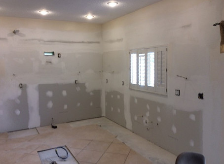 Remodeling in a Hurricane