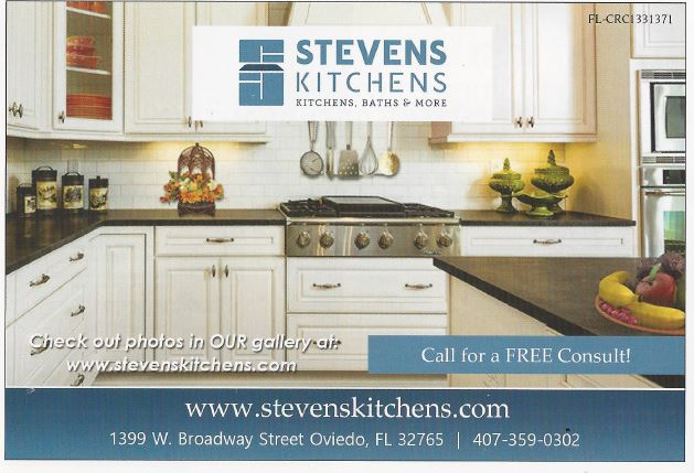 kitchen bath in oviedo stevens kitchens