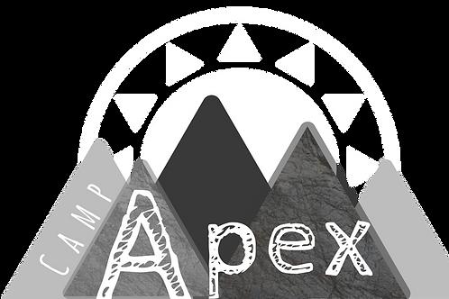 Camp Apex Youth Camper