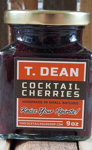 T Dean Cocktail Cherries