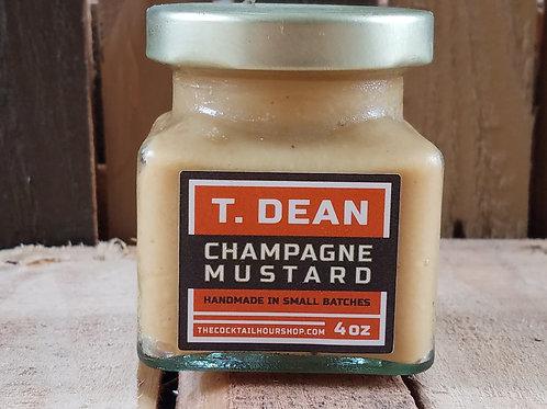 T Dean Champagne Mustard