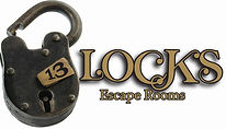 13 Locks Logo