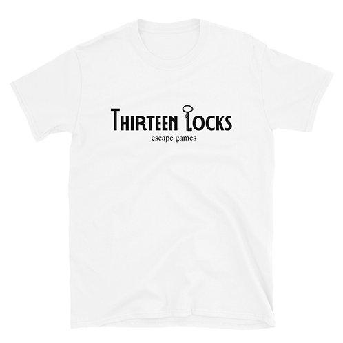 Thirteen Locks T-Shirt White