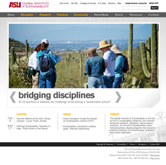 Global Insitute of Sustainability - ASU