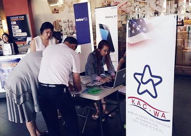 Korean american coalition voter registration