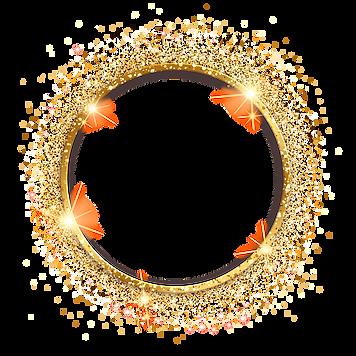 —Pngtree—glitter golden glitter round bo