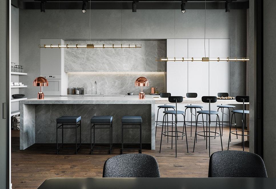 luxury kitchen Islands