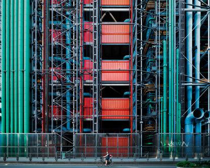 Le Centre Pompidou #1