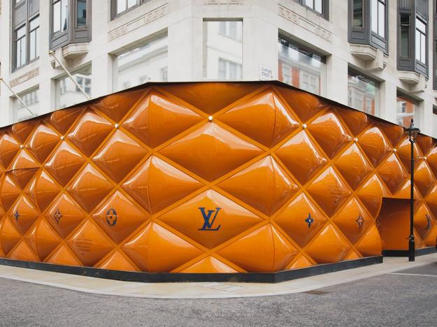 Louis Vuitton London New Bond Street