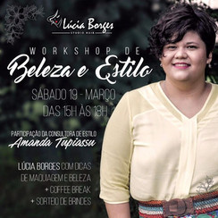 Workshop Lúcia Borger Studio Hair
