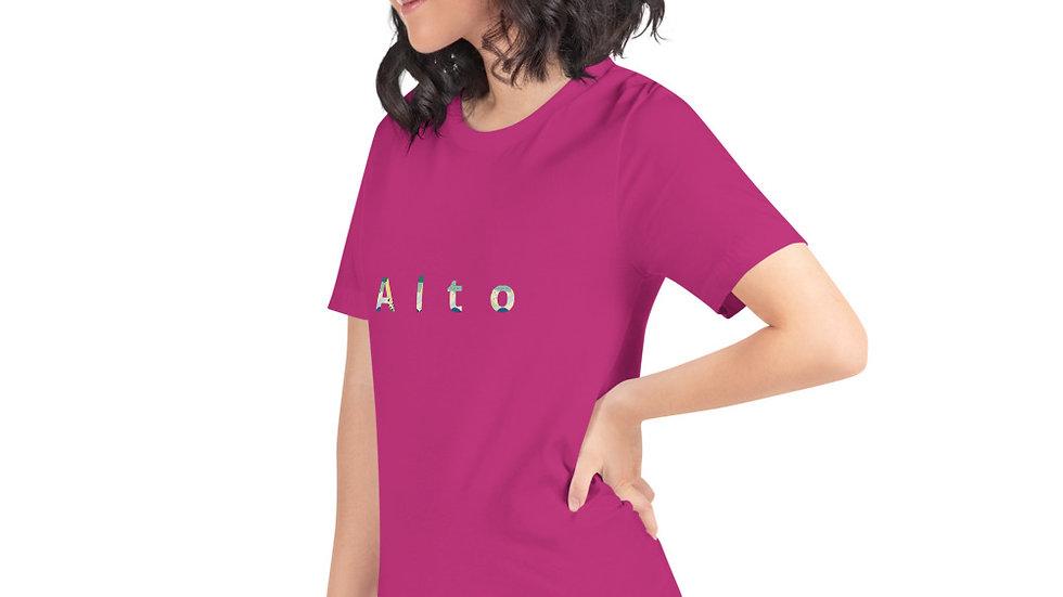 Alto /Do Mi Sol Short-Sleeve Unisex T-Shirt