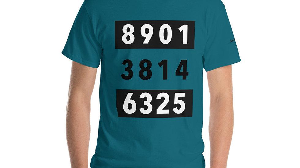 Always Remember an ode to Love Center Short Sleeve T-Shirt