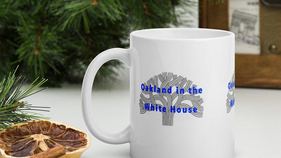 Oakland in the white house Mug