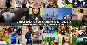 NEW CURRENT!! 2020 集合写真が完成しました!洸太郎です!/ 伊豆海ダイビングリゾート