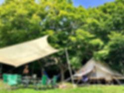 伊豆海ダイビングリゾート-テント.jpg