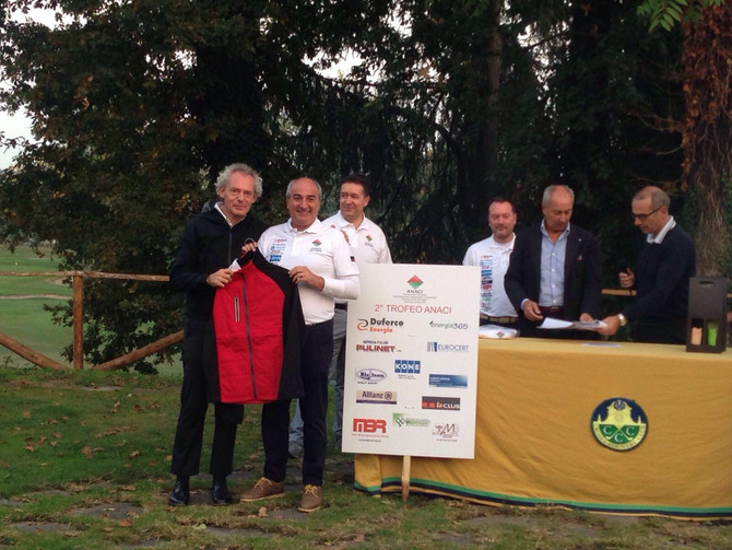 Nuovo successo per il 2° Trofeo Anacidi golf