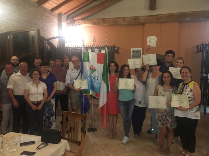 Corso Anaci, benvenuti a 12 nuovi colleghi!