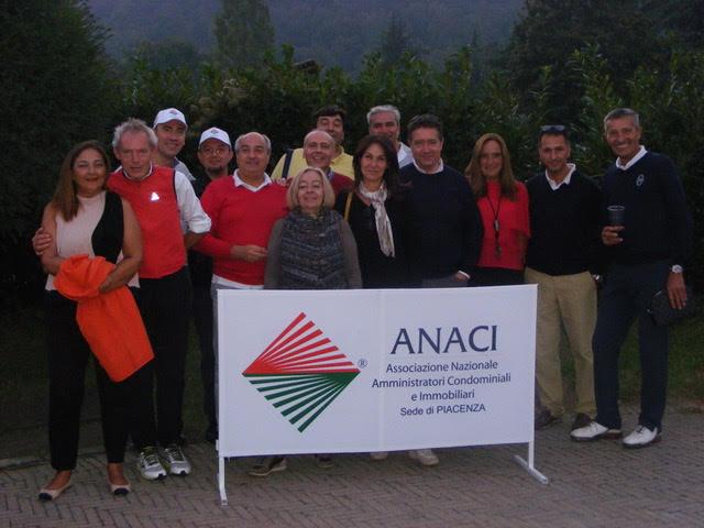 Golf, divertimento e amicizia: il torneo Anaci è sempre un piacere
