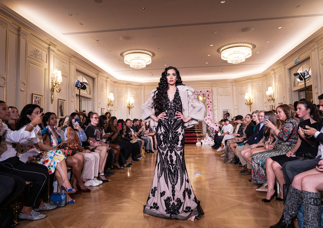 Anne Kervall Couture Paris