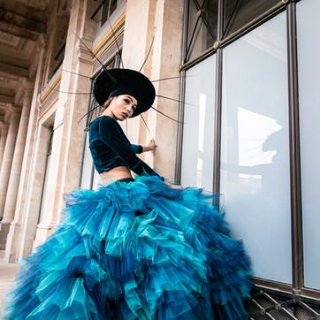 Randa Khatib fashion designer