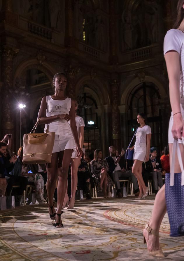 Lyne Juline fashion designer