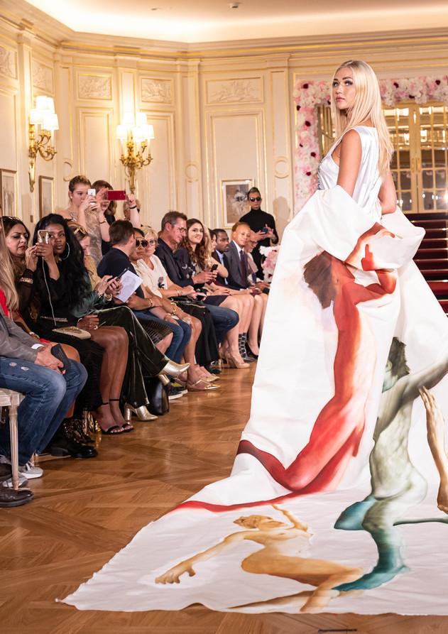 Tiffany's Fashion Week Paris
