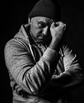 Photographe Koperski autoportrait