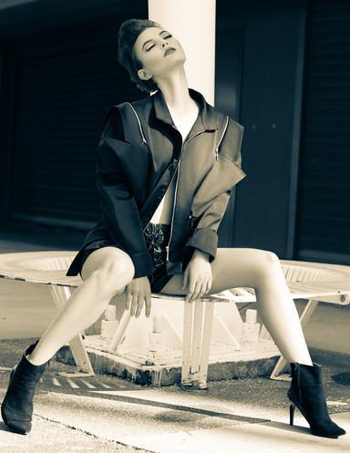 BW Fashion editorial