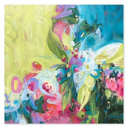 """Edwina's Headdress"" by Janet Bothne"