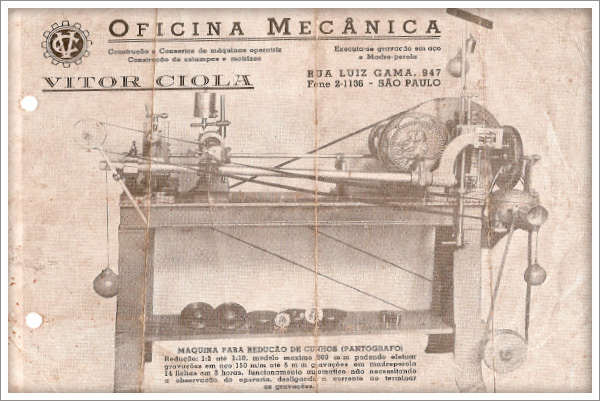 Oficina Mecanica Vitor Ciola