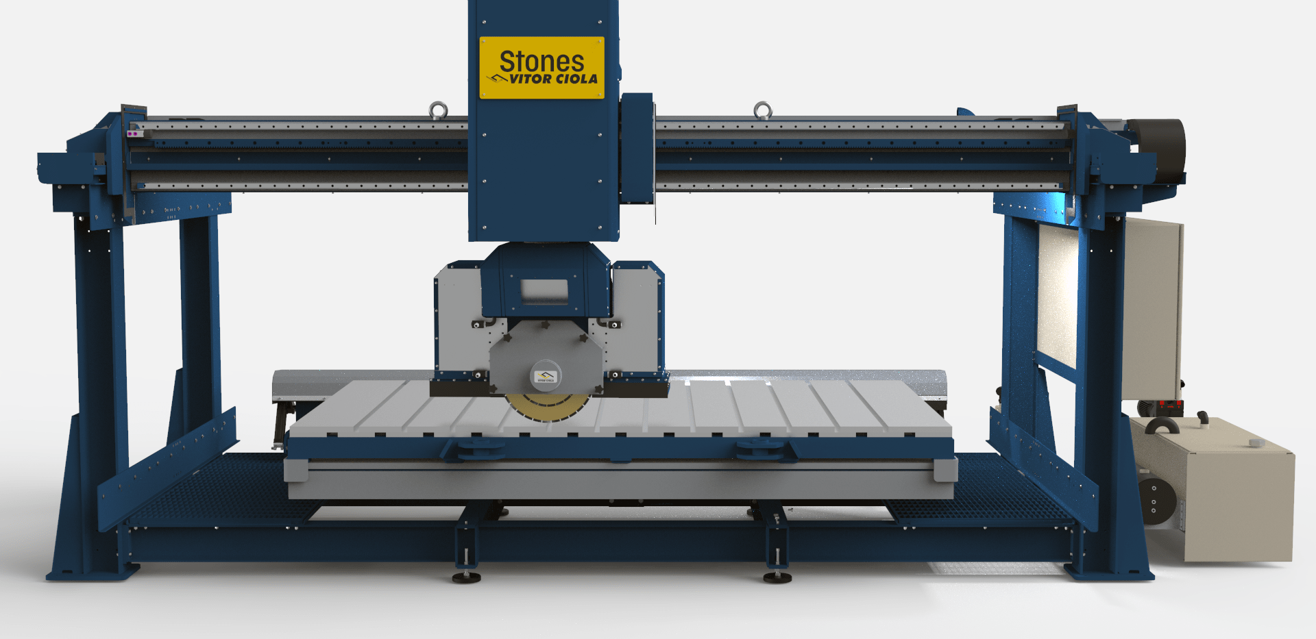 Fresadora CNC | Stones
