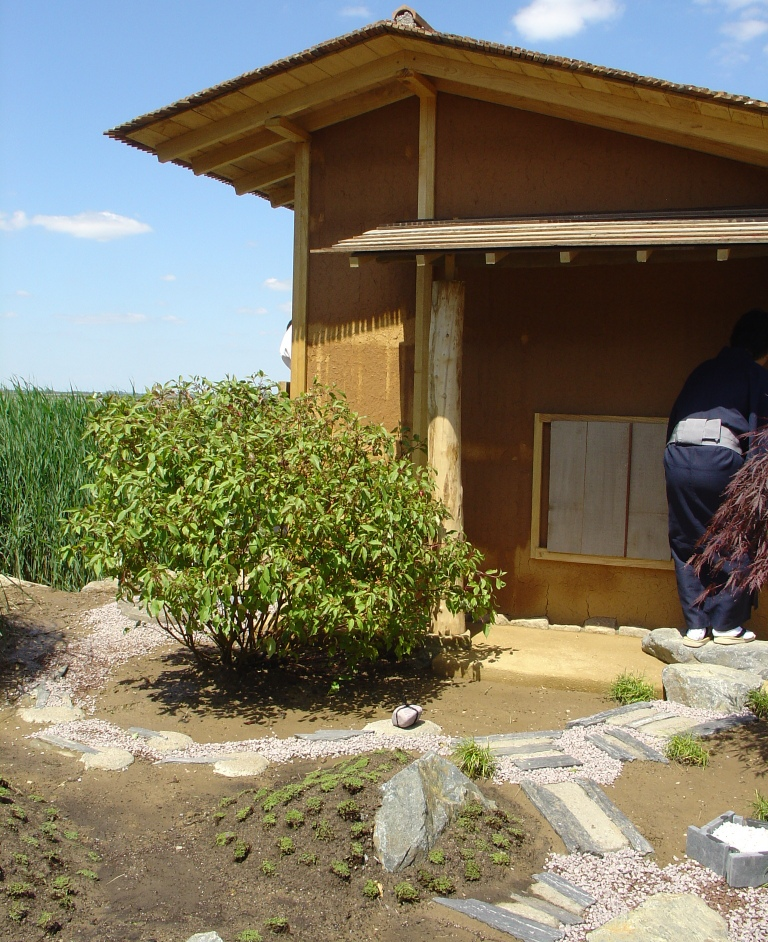 Paimboeuf jardin étoilé 2009
