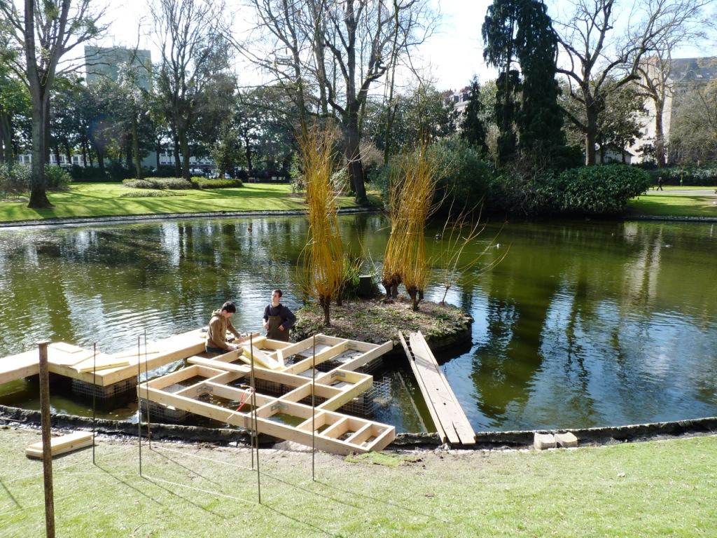 Jardin de Nantes 2011-2012-2013