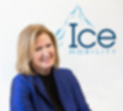 Denise Gibson Ice Mobility Chairman & Co-founder