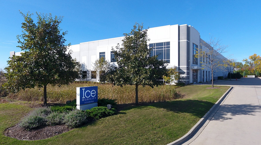 Ice Mobility Building