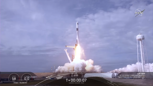 SpaceX Launch Escape Demonstration. Credits: NASA Television