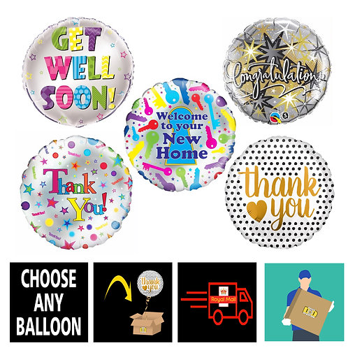 PRE-INFLATED BALLOONS OTHER