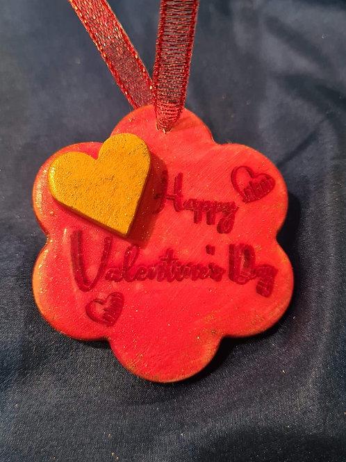 Happy Valentines Day Flower