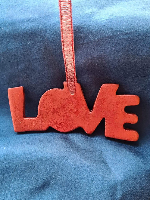 LOVE IN LETTERS