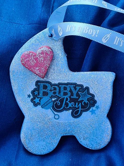 Baby Arrival - Pram